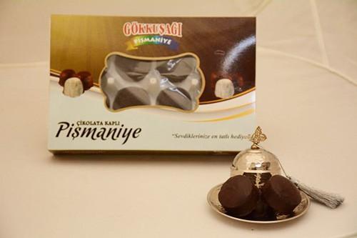 Пишмание в шоколадной глазури 180 гр